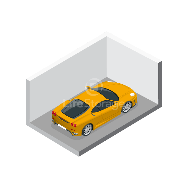 Indoor Vehicle Storage >> Car Storage Storing Automobiles At Life Storage