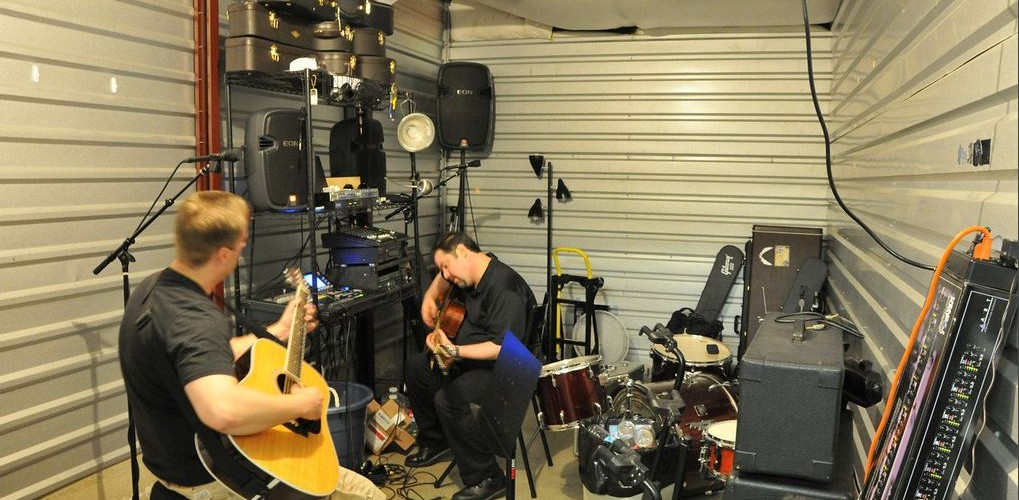 band practice in a storage unit & Can You Have Band Practice in a Storage Unit? - A Storage Companyu0027s ...