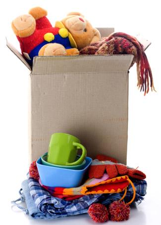 Box Full of Stuff