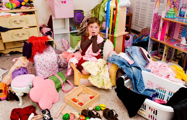 Four Reasons for Clutter