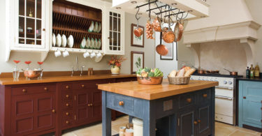 Steps to an organized kitchen.