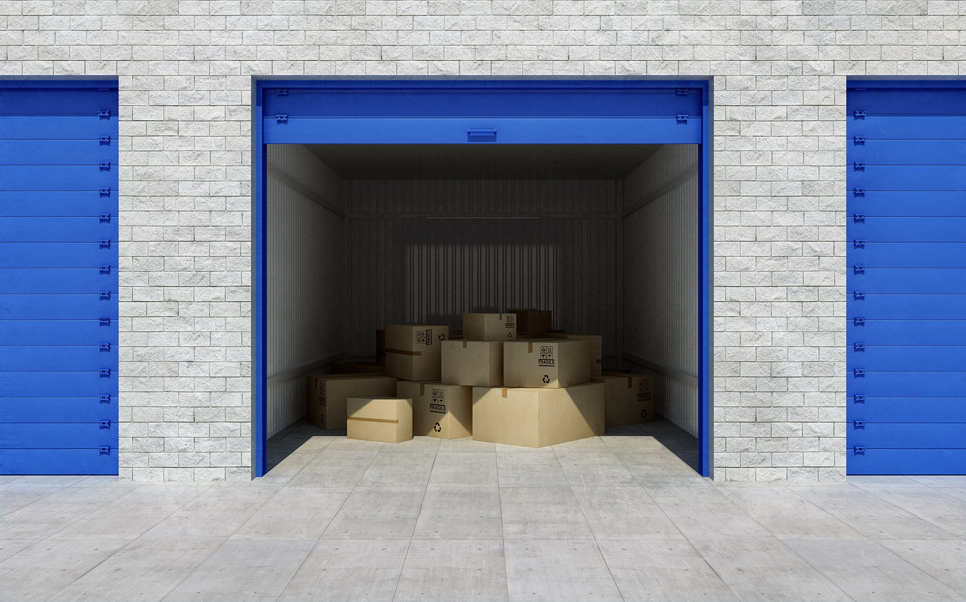 Image result for Things That Aren't Allowed In A Storage Unit