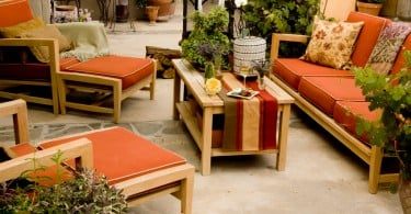 organizing outdoor spaces
