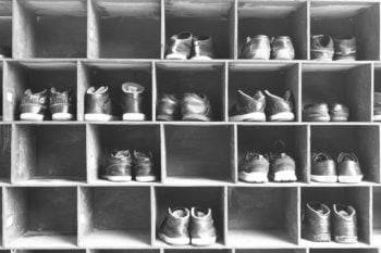 How To Store Shoes To Keep Their Shape