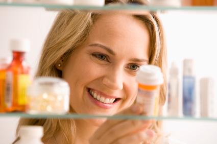 Organize Medicine Cabinet Pic 2