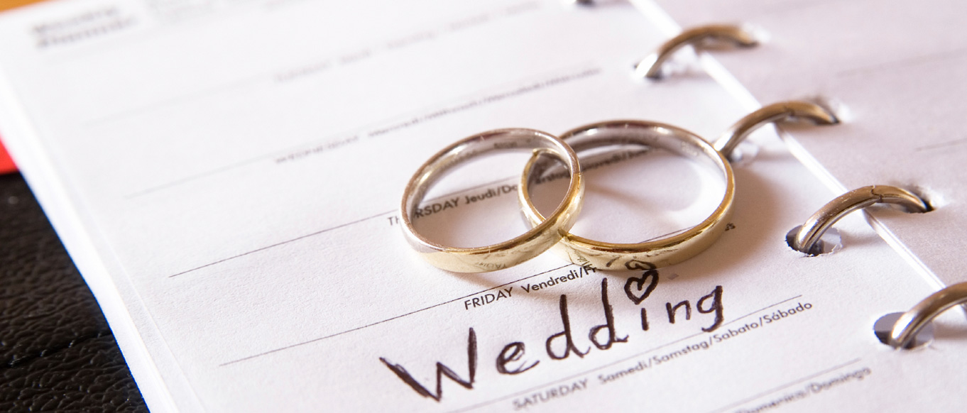 dont let your home be overtaken by wedding planning