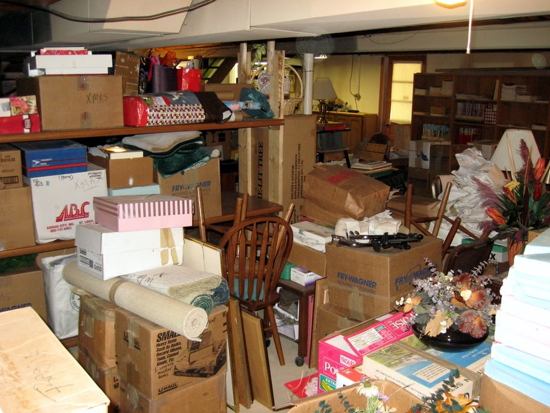 Spring Cleaning Your Basement Life Storage Blog