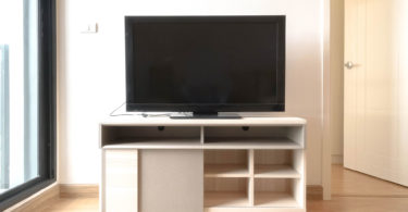 How to Store a Television