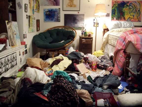 Roommate nightmare