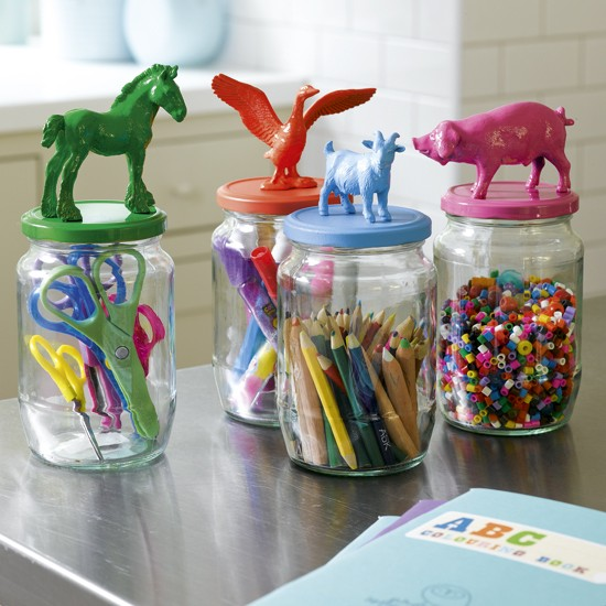 kids toy jars