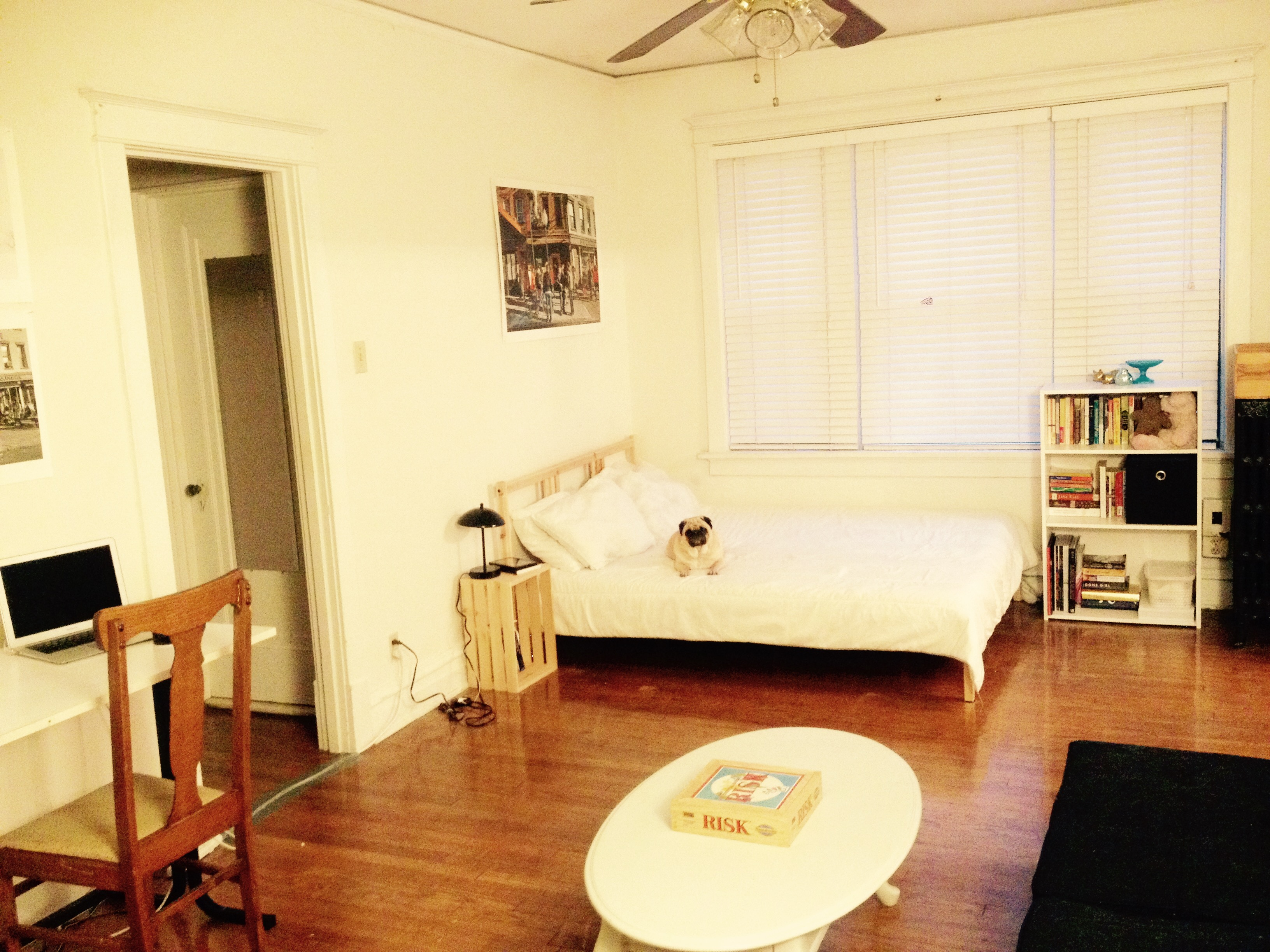 five storage lessons from living in a studio apartment