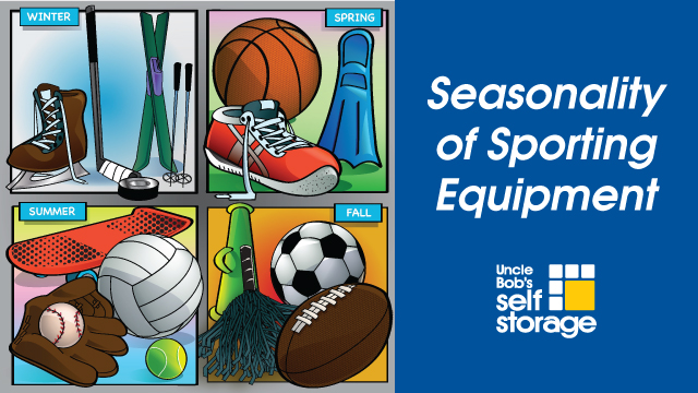 How to maintain sports equipment