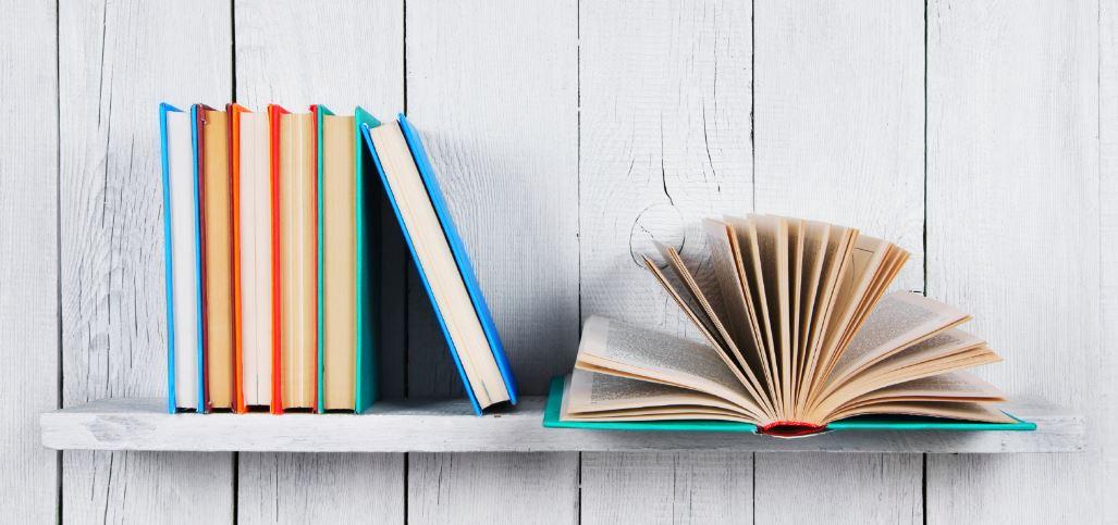 book display repurpose