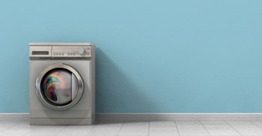 Organize and Brighten Your Laundry Room