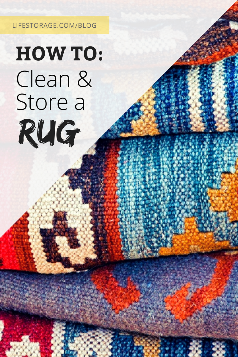 Rug Storage Tips: How to Store Rugs and