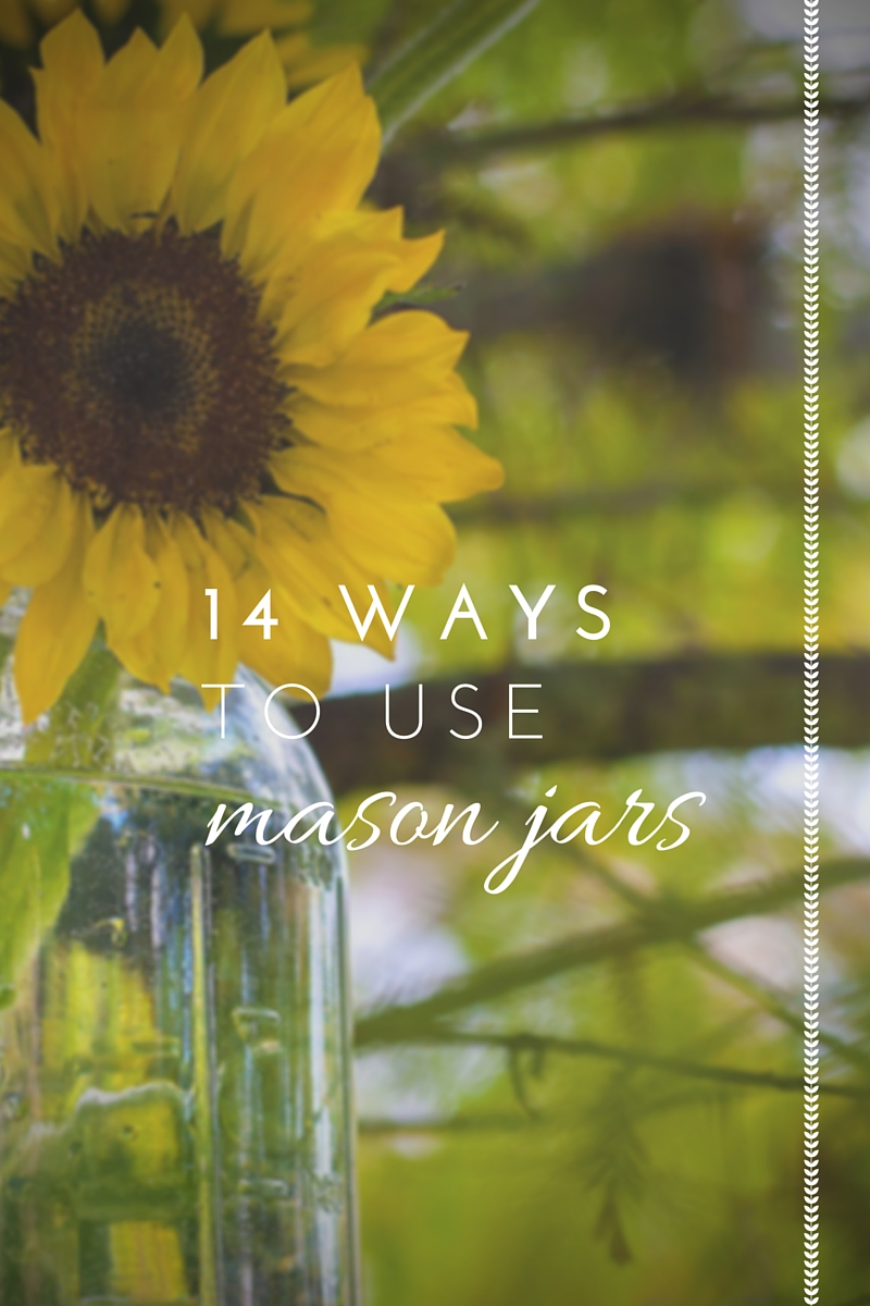 Useful Mason Jar Ideas for Your Home and Life