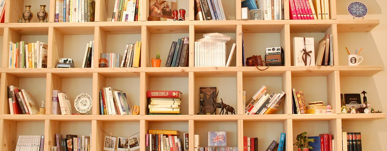 11 brilliant book storage ideas that'll make you toss your kindle Make Storage Ideas