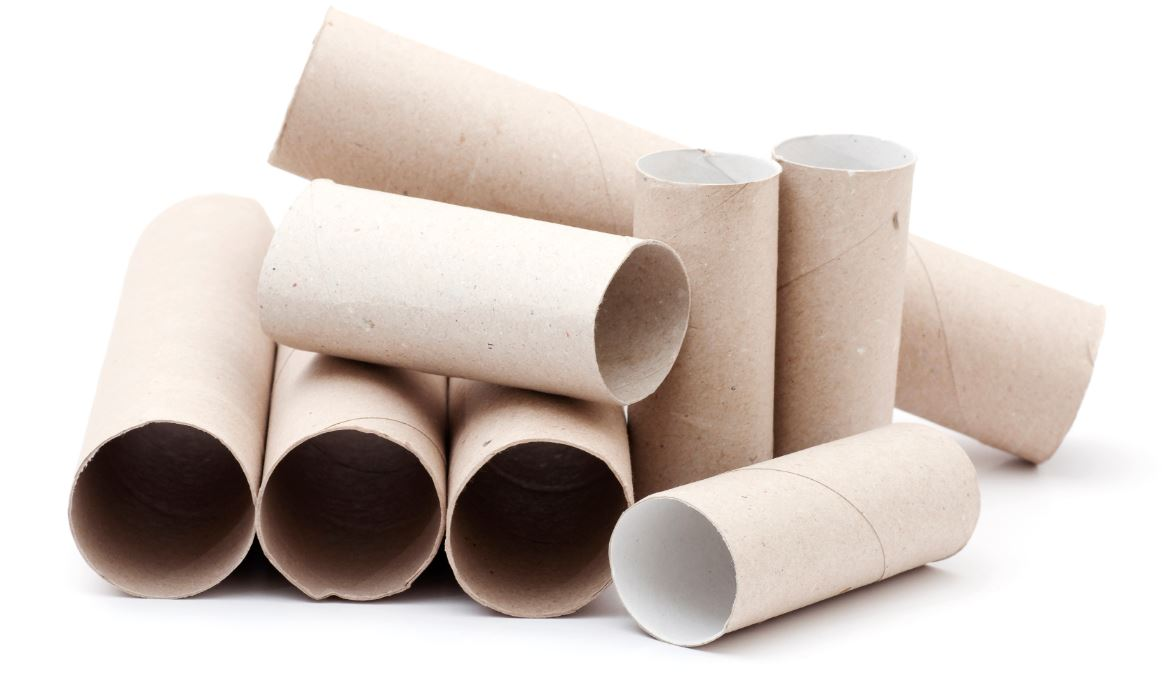 How to Recycle & Reuse Paper Towel Rolls