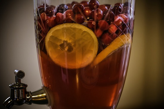 holiday cocktail idea