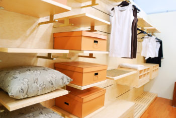 How to Clean a Closet and KEEP It Organized