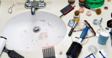 Organize Your Bathroom