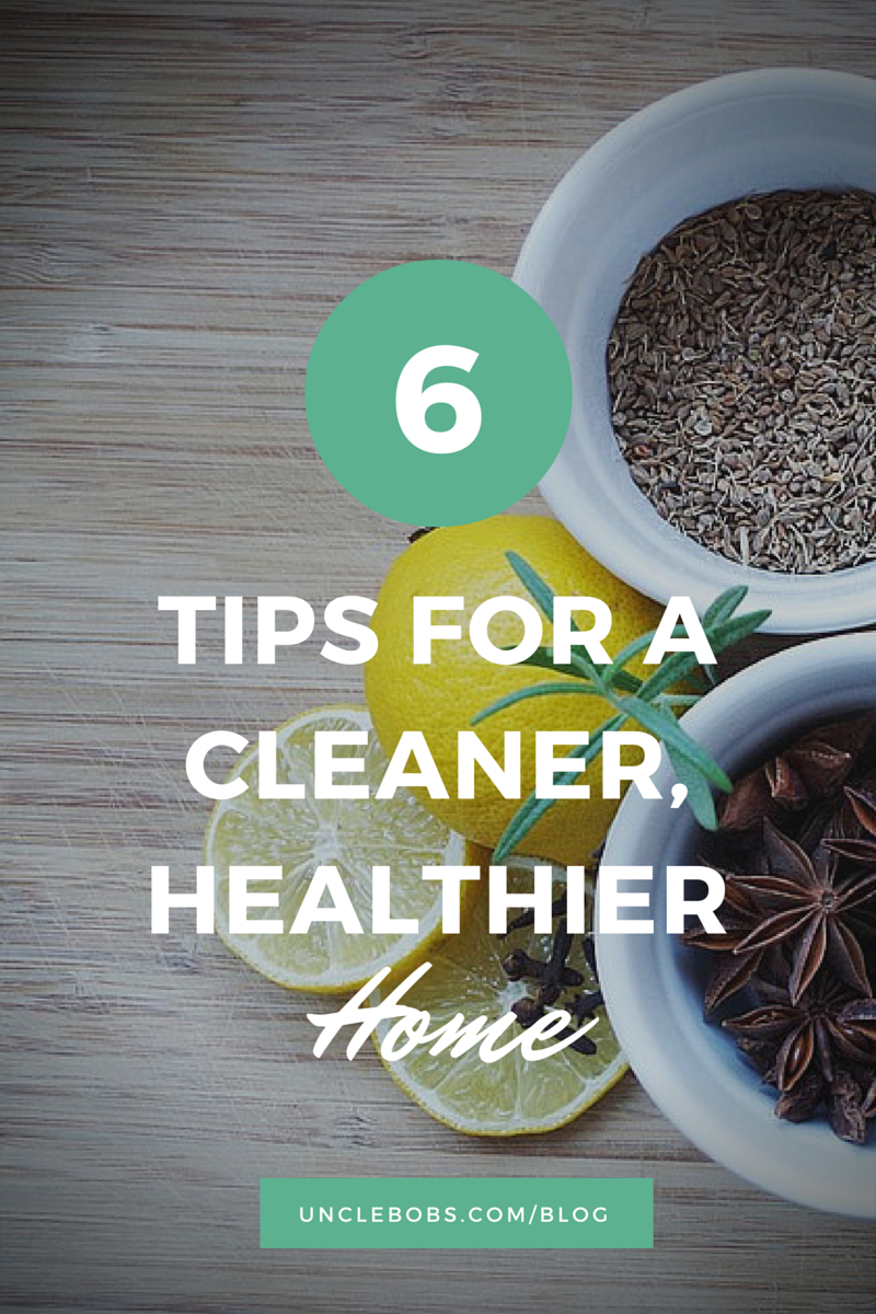 Everything you need to know to achieve a cleaner, healthier home