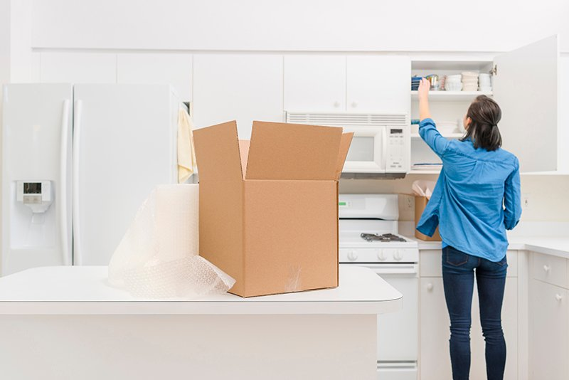 packing tips for an easier move