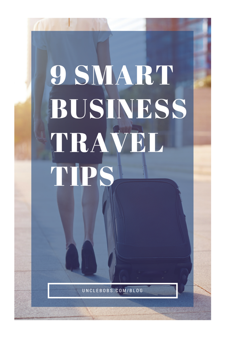Business travel tips that are so important for a stress free trip.