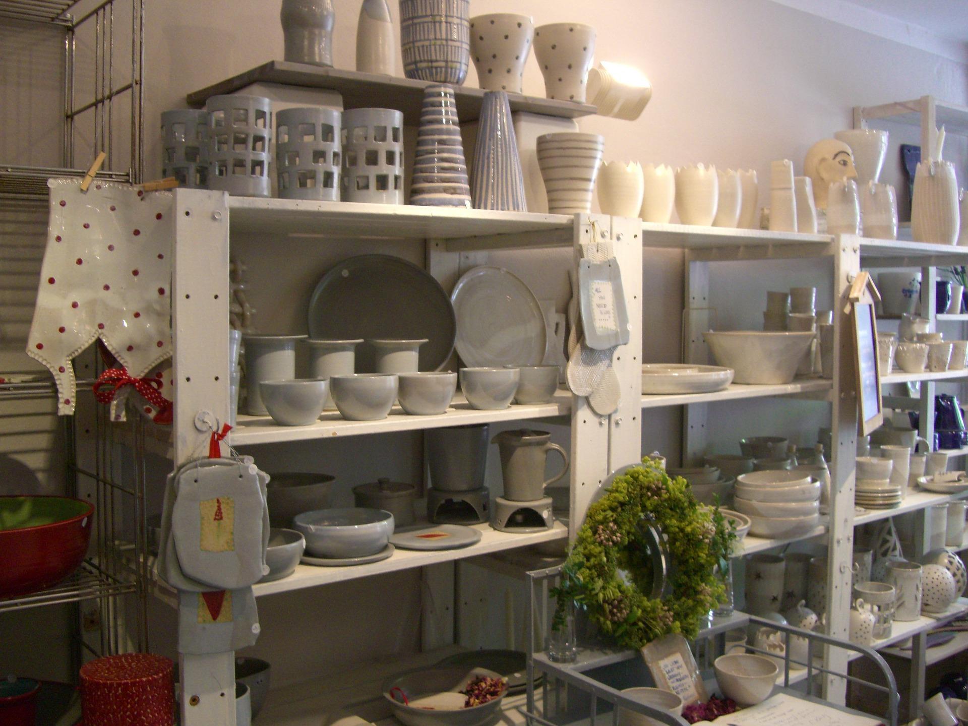 standalone shelves