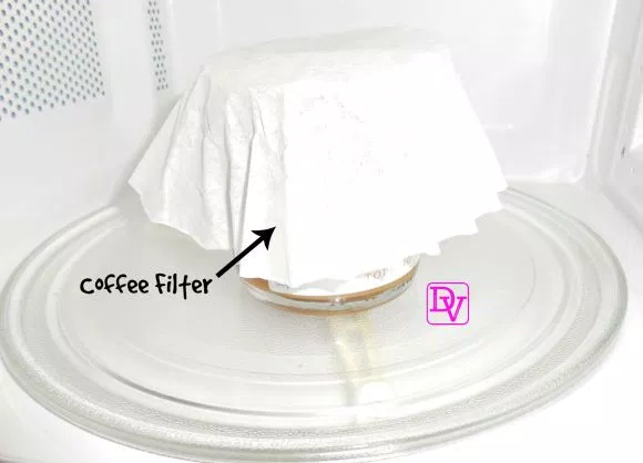 Coffee Filter Ideas