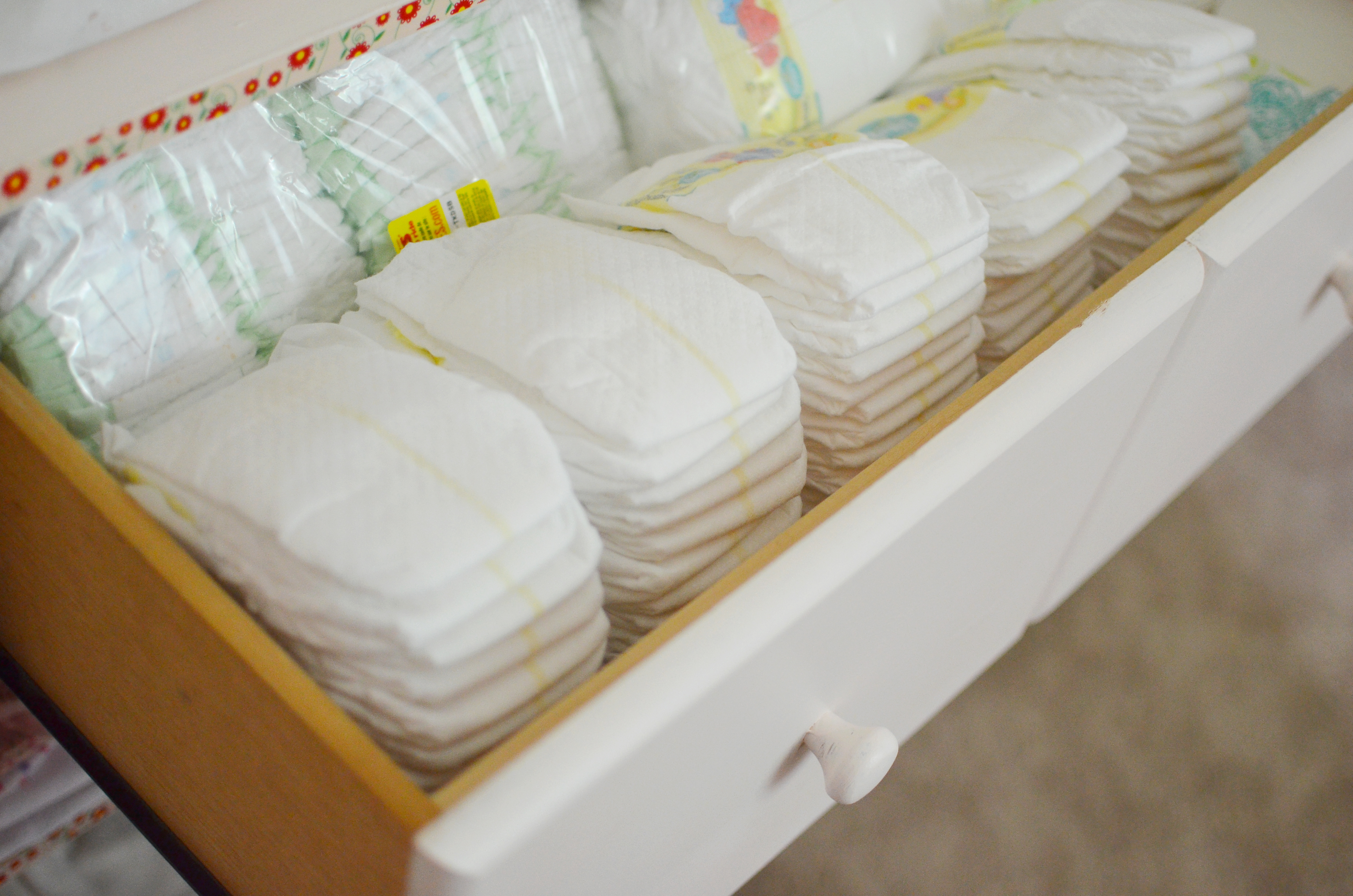 Why You Should Have Separate Diaper Storage for Kids