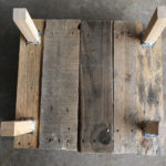 Coffee Table Pallet Project