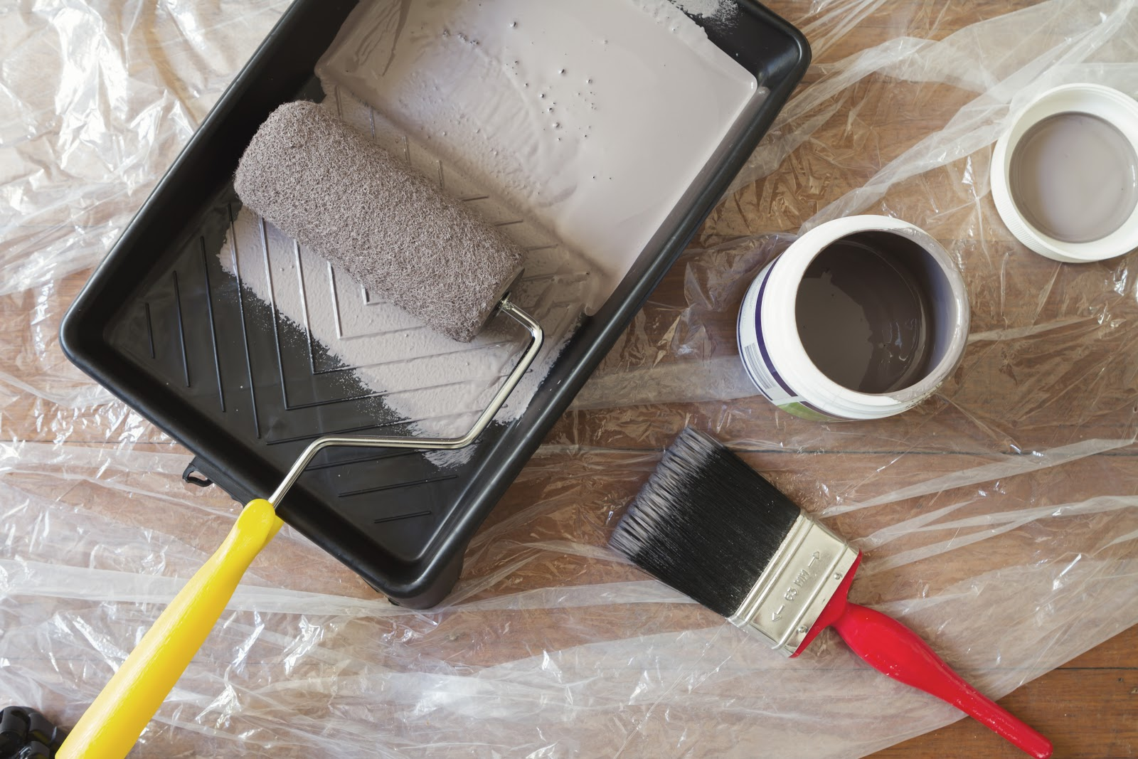 home painting ideas: picking applicators