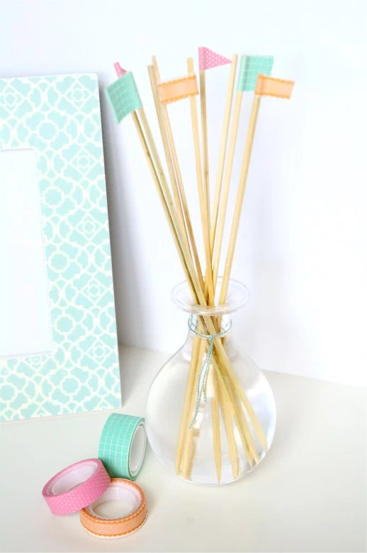 simple diy craft: best use of a vase