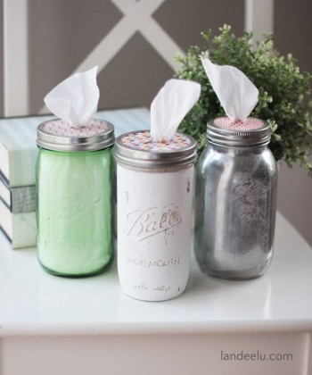 simple diy crafts: best use of mason jars