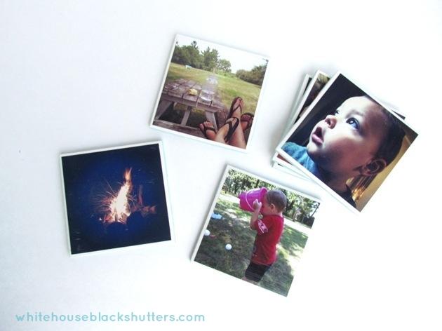Instagram Photo Coasters