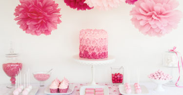 last minute bridal shower decoration ideas