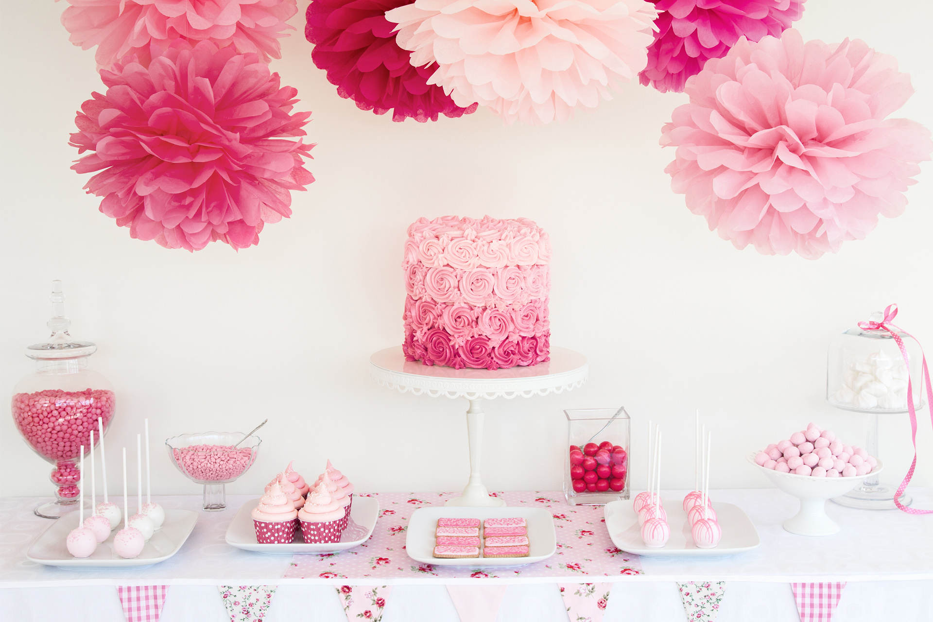 10 last minute bridal shower decoration ideas