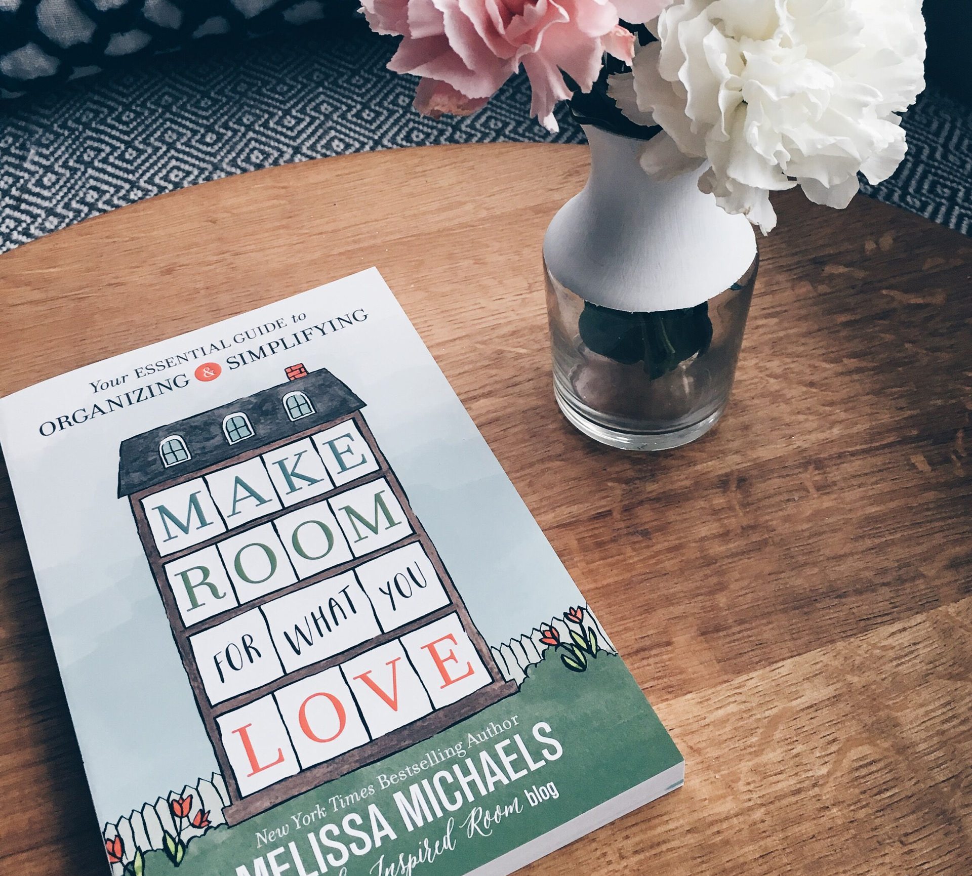 Make Room For What You Love Giveaway