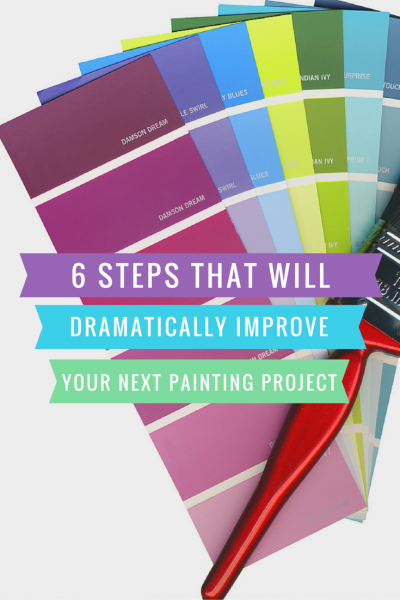 How to Improve and Refine Your Home Painting Skills