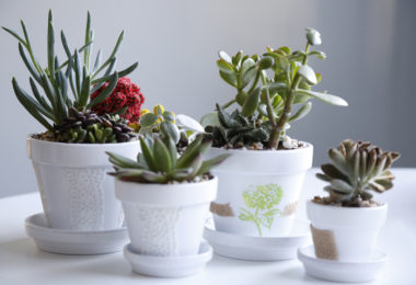 DIY Flower Pots for Mother's Day