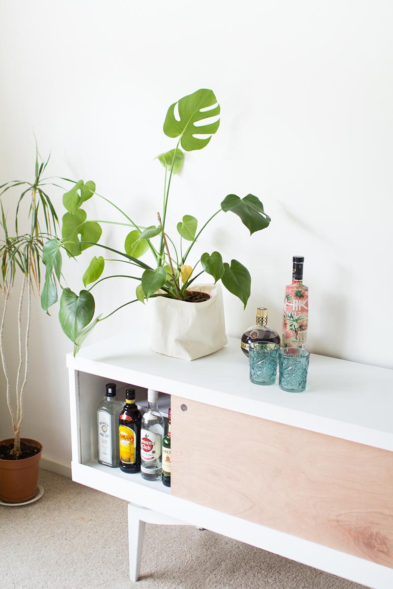 Diy furniture makeover how to repurpose a vintage sideboard