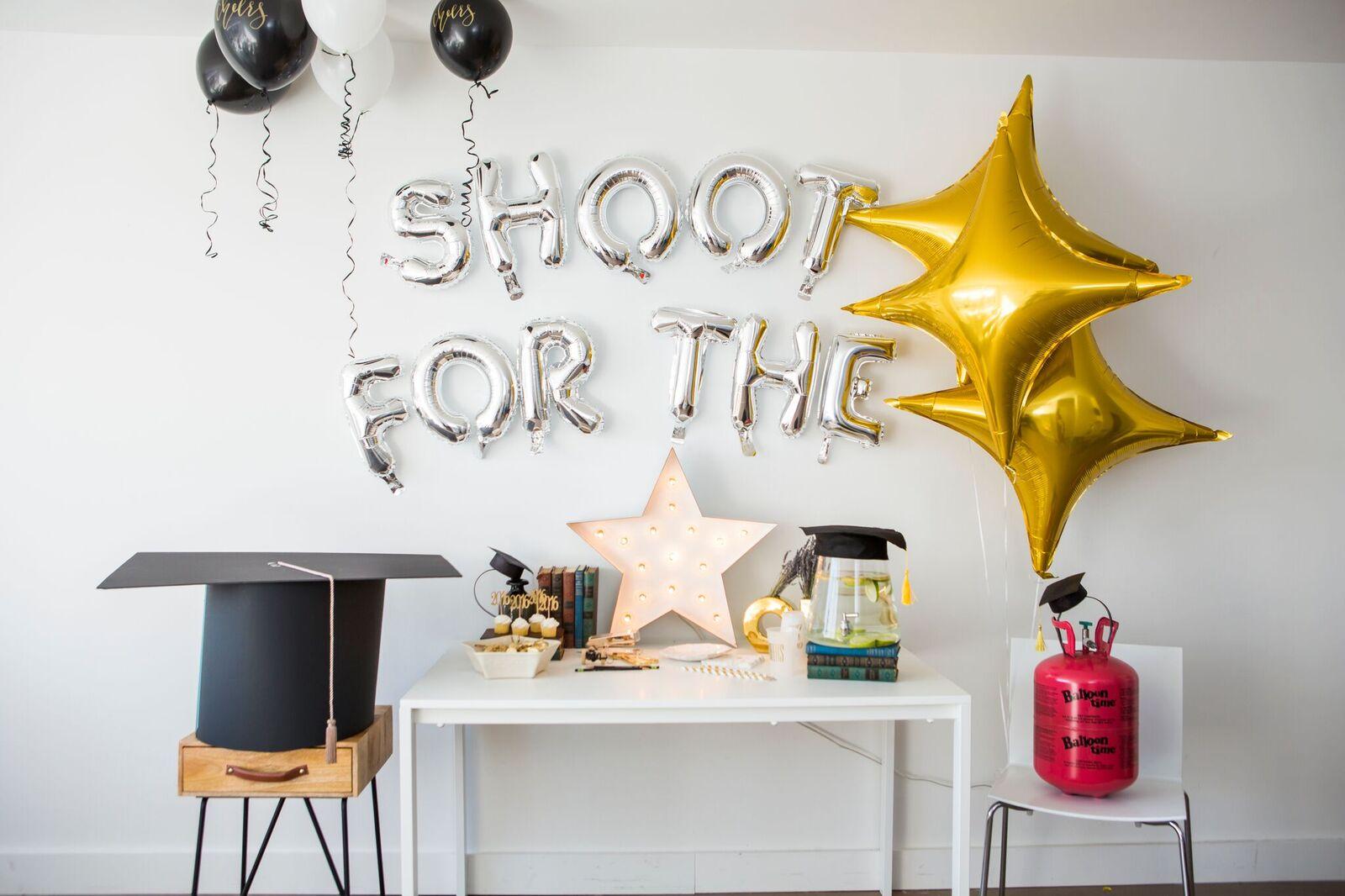 8 Of The Best Backyard Graduation Party Ideas