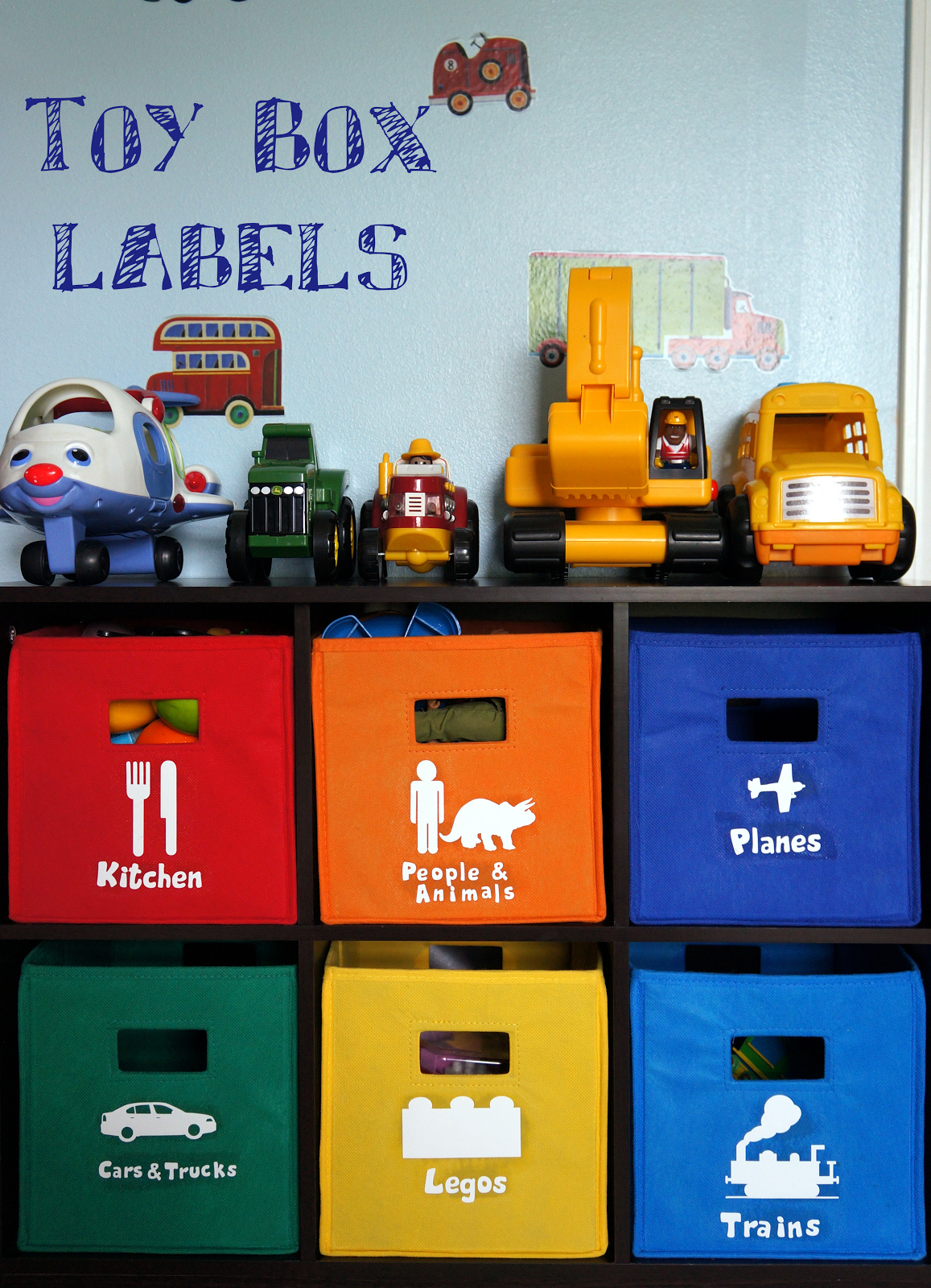 8 Innovative Toy Box Ideas That Will Help Your Kids Declutter