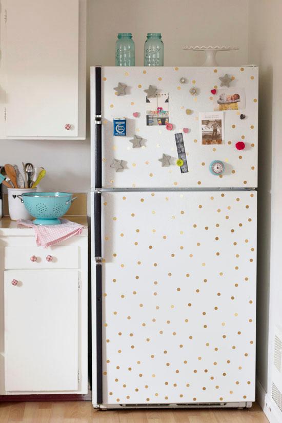 wallpaper projects: kitchen fridge
