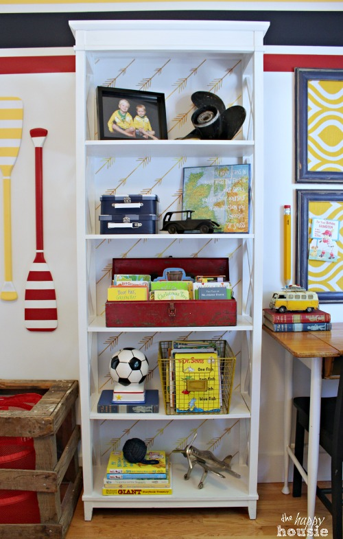 wallpaper projects: bookcase
