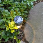 Solar path lights are the perfect inexpensive, wir...options for lighting your outdoor living space.