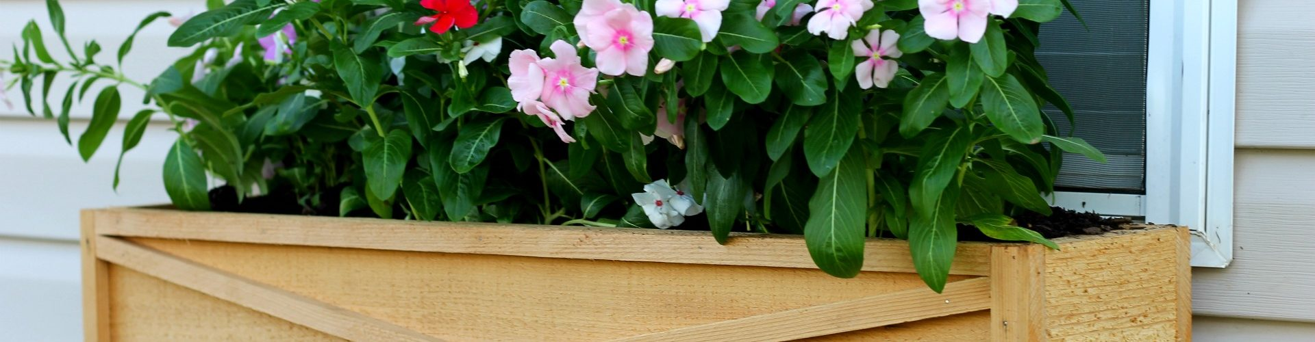 Cedar window box tutorial