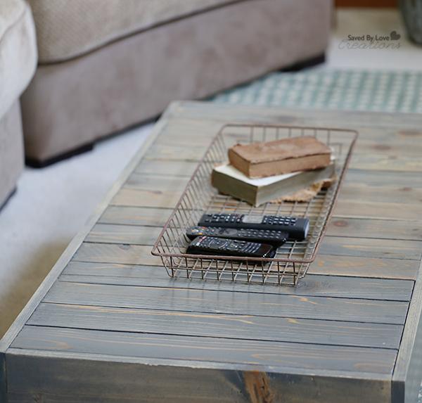 coffee table decorating ideas: go minimalist
