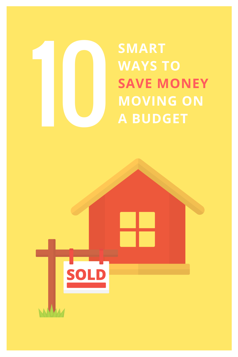 How to Save Money Moving When You're on a Budget